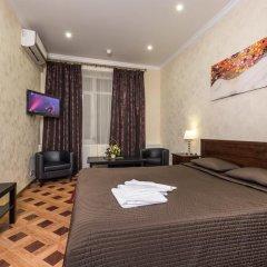 Гостиница Погости.ру на Коломенской Стандартный номер разные типы кроватей фото 9