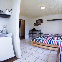 Хостел Seven Prague Апартаменты с различными типами кроватей фото 7