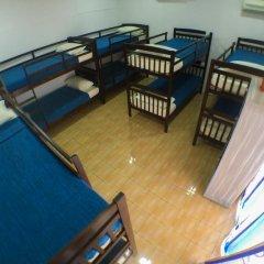 Alice Semporna Backpackers Hostel комната для гостей фото 3
