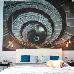 Отель Milizie 76 Gallery 2* Номер Делюкс с двуспальной кроватью фото 13