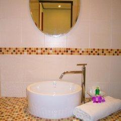 Отель Eden Bungalow Resort 3* Улучшенное бунгало с различными типами кроватей фото 3