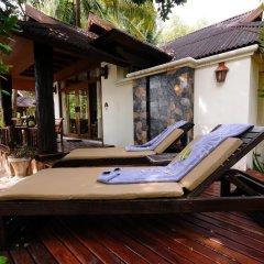 Отель Railay Bay Resort and Spa 4* Коттедж Делюкс с различными типами кроватей фото 30