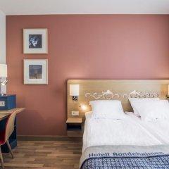 Отель Hotell Bondeheimen 3* Стандартный номер с двуспальной кроватью фото 13