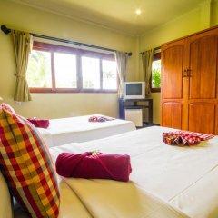 Отель Anahata Resort Samui (Old The Lipa Lovely) 3* Улучшенный номер с различными типами кроватей фото 4