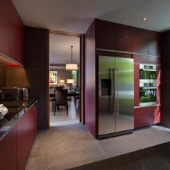 Отель Capella Singapore 5* Стандартный номер с различными типами кроватей фото 11