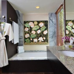 Отель Andaman White Beach Resort 4* Номер Делюкс с двуспальной кроватью фото 9