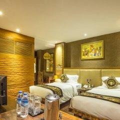 Bagan Landmark Hotel 4* Номер Делюкс с различными типами кроватей фото 3