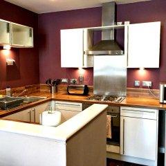 Апартаменты Hot-el-apartments Glasgow Central в номере