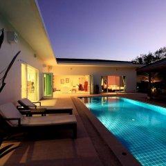 Отель Phuket Lagoon Pool Villa 4* Вилла разные типы кроватей фото 16