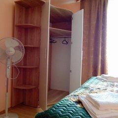 Мини-отель Мираж Стандартный номер с двуспальной кроватью фото 14