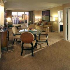 Отель The Signature at MGM Grand 4* Люкс повышенной комфортности с различными типами кроватей фото 10