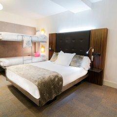 Отель Petit Palace Tamarises 3* Стандартный номер с различными типами кроватей
