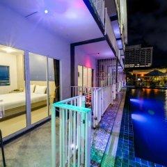 Отель Central Pattaya Garden Resort 2* Стандартный номер с различными типами кроватей фото 13