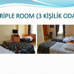 Turkuaz Hotel Стандартный номер фото 9