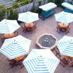 Sunday Hotel Бердянск бассейн