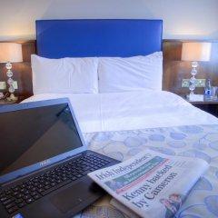 The Lucan Spa Hotel 3* Стандартный номер с различными типами кроватей фото 8