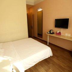 Beijing Sicily Hotel 2* Номер Бизнес с различными типами кроватей фото 4