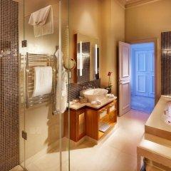 Отель The Grand Mark Prague 5* Улучшенный номер с различными типами кроватей фото 7