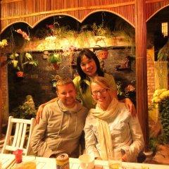 Отель Moc Vien Homestay гостиничный бар