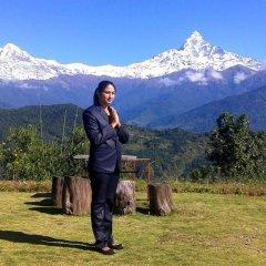 Отель Himalayan Deurali Resort Непал, Лехнат - отзывы, цены и фото номеров - забронировать отель Himalayan Deurali Resort онлайн с домашними животными