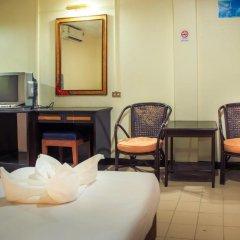 Отель Casanova Inn 2* Стандартный номер с различными типами кроватей фото 12