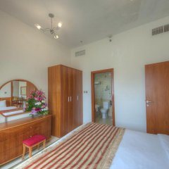 La villa Najd Hotel Apartments 4* Апартаменты с различными типами кроватей фото 4