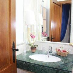 Отель Hostal Puerta de Arcos Испания, Аркос -де-ла-Фронтера - отзывы, цены и фото номеров - забронировать отель Hostal Puerta de Arcos онлайн ванная фото 2
