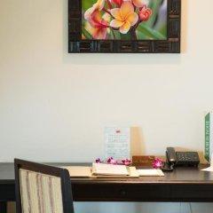 Отель Andaman White Beach Resort 4* Улучшенный номер с двуспальной кроватью фото 6