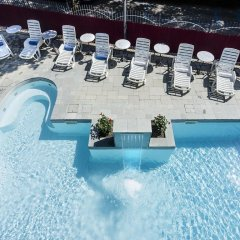 Hotel Bikini бассейн фото 3