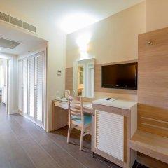 Crystal Sunrise Queen Luxury Resort & Spa 5* Стандартный семейный номер с двуспальной кроватью фото 3
