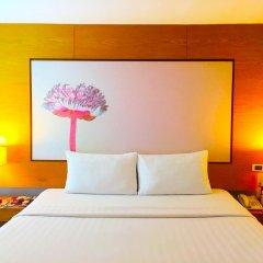 I Residence Hotel Silom 3* Номер Делюкс с различными типами кроватей фото 8
