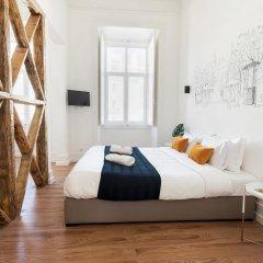Отель Lisbon Check-In Guesthouse 3* Люкс повышенной комфортности с различными типами кроватей фото 9