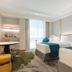 Отель Holiday Inn Bangkok комната для гостей