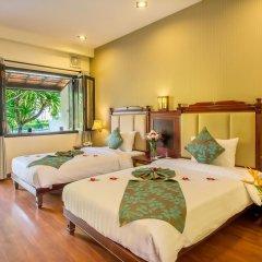 Отель Agribank Hoi An Beach Resort 3* Номер Делюкс с различными типами кроватей фото 26