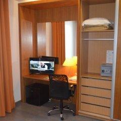 Отель Boutique Pescador Прая сейф в номере