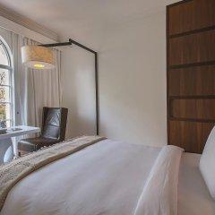 Отель Condesa Df 4* Стандартный номер с различными типами кроватей фото 2