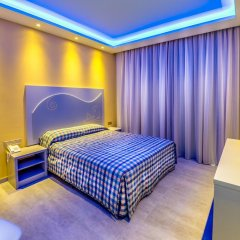 Stamatia Hotel 3* Улучшенный номер с двуспальной кроватью фото 6