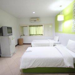 Preme Hostel Стандартный номер с 2 отдельными кроватями фото 5
