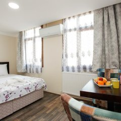 Апарт-отель Imperial old city Стандартный номер с двуспальной кроватью фото 11