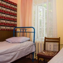 Eden Hostel & Guest House Кровать в общем номере с двухъярусной кроватью фото 13