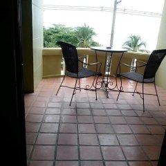 Отель Beachspot балкон