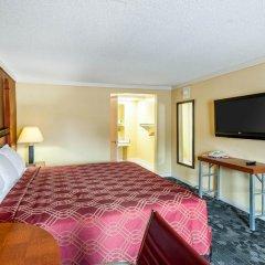 Отель Econo Lodge 2* Стандартный номер с различными типами кроватей фото 2