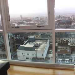 Отель Glasgow Lofts Апартаменты с различными типами кроватей фото 3