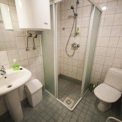 Отель Villa Hortensia Эстония, Таллин - отзывы, цены и фото номеров - забронировать отель Villa Hortensia онлайн ванная фото 2