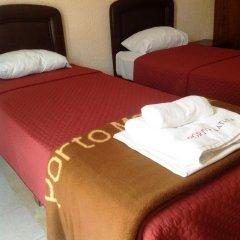Отель Porto Matina 3* Студия с различными типами кроватей фото 12