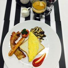 Отель Relax Lodge Бангкок питание