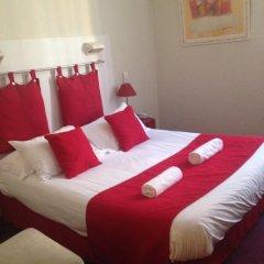 Отель Hôtel Côté Patio 3* Стандартный номер с двуспальной кроватью фото 13