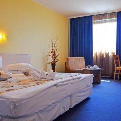 Aqua Hotel Burgas 4* Номер категории Эконом с различными типами кроватей фото 6