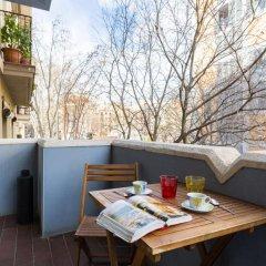 Отель Flat Top Manger Барселона балкон