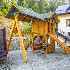 Гостиница Ведмежий Двир детские мероприятия